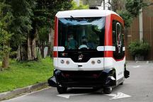 台湾无人驾驶巴士宣布路测成功,可乘12人最高时速40公里