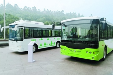 云南神州汽车28亿安宁建新能源客车/专用车生产基地
