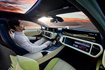 致力驾驶安全,丰田启动自动驾驶及智能互联汽车技术研究