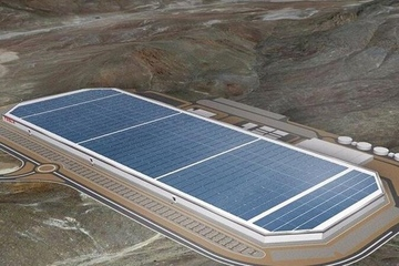 对标特斯拉超级工厂,瑞典公司建电池工厂