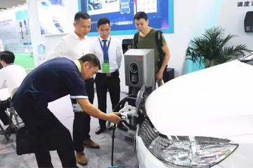 中国最大充电设备展8月23上海举行,全产业链品牌汇聚