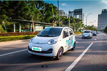 北京首个共享汽车示范区启动,年底将达600辆