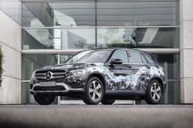 法兰克福发布,奔驰将推新氢燃料电池车