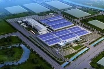 年产能20万辆,广汽新能源工厂开工建设