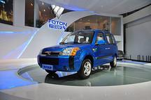 福田汽车8月销售新能源汽车1343辆,前八月累计同比增长88.58%