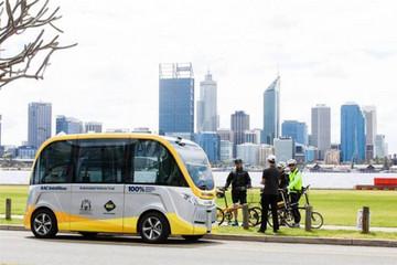 澳大利亚无人驾驶巴士开测一年了,都有哪些进展?