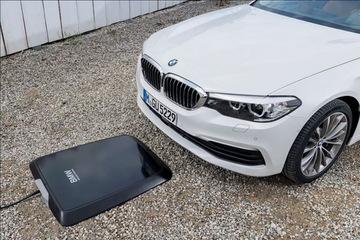 宝马明年或量产无线充电汽车,专家称2020年该技术将普及