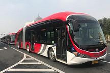 北京:新能源公交车今年底占比65%
