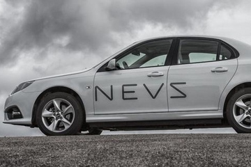 NEVS和滴滴签署协议,为滴滴拼车网络生产电动车