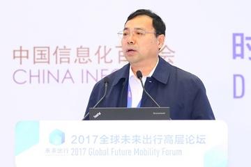 交通部王水平:今年底将提前实现新能源车在交通运输业30万辆目标