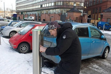 """挪威成為新能源車發展""""實驗室"""" 最新銷售車輛60%為電動汽車"""
