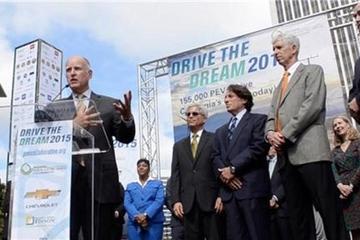 """加州期望2040年实现汽油车禁售令 推动""""清洁能源""""车辆"""