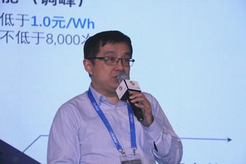 宁波利维能孙晓东:未来新能源车最佳商业模式是换电
