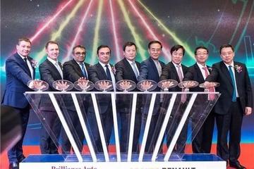 华晨雷诺成立合资公司,业务将主要涉及新能源汽车等领域