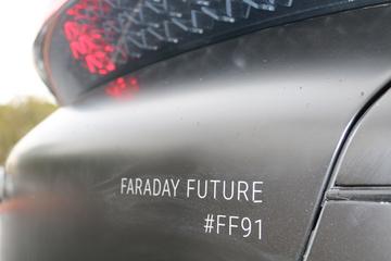 """贾跃亭的FF91在CES开放试乘,""""蛰伏""""一年交了怎样的答卷?"""