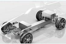 松下将在2018年量产小型纯电动汽车底盘
