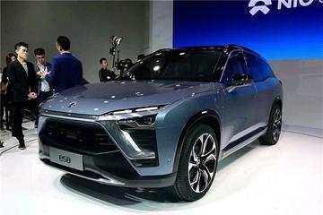 蔚来汽车CFO谢东萤:计划九个月内售出2-3万辆ES8