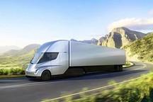 Bee'ah运输车队将添50辆特斯拉Semi纯电动半挂卡车