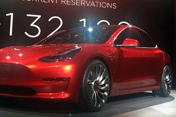 特斯拉首次通知新预定客户:可开始选配和订购Model 3