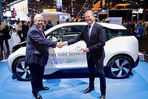 法雷奥和思科(Cisco)共同发布智能泊车服务