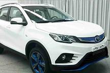 东南DX3 EV纯电动SUV 将于广州车展首发