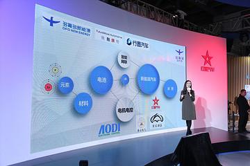 """多氟多新能源产业""""新行·态""""战略发布会在杭举行"""