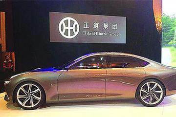 正道汽车2020大规模量产,预计售价20万元左右