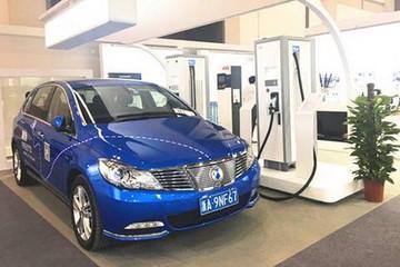 ABB全新60kW国标直流快速充电机亮相,三大业务布局新能源