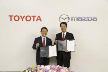 丰田将收购马自达5%股份,成立合资公司研发电动车等技术