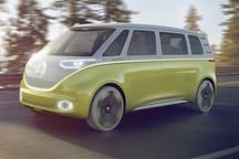 大众I.D. Buzz确定2022年量产 商用版配置自动驾驶功能