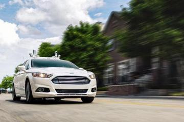 福特推进量产自动驾驶汽车计划 将与伙伴展开合作