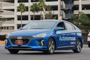 现代将在2018年冬奥会上投放自动驾驶车队