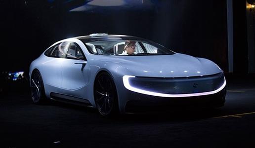 乐视汽车将申请新能源车生产资质