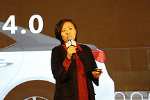 一度用车周婵娟:共享汽车会是迈向无人驾驶的关键一步