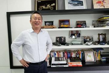 威马沈晖:影响国产产品水平的 就是代工