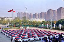 立足当下布局未来,三驾马车助力江淮新能源开拓创新