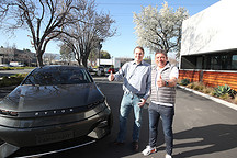 拜腾汽车与Aurora合作,将量产L4级自动驾驶汽车