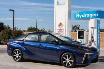 销量不足1% 氢燃料电池汽车缘何被看作新能源汽车中种子选手?