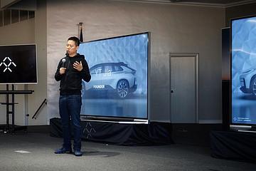 FF加州总部召开全球顶级供应商大会 贾跃亭造车迎来拐点