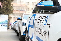 补贴后售价11.95万/最大续航350km,江淮iEV7S北京上市