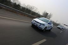 技术全面提升 江淮iEV7S北京试驾体验