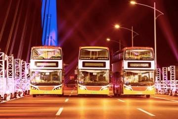 比亚迪发布年报盈利近41亿,商用车业务收割全球订单