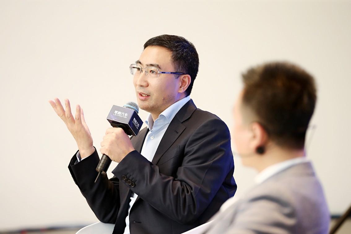朱江明:零跑将于今年年中启动新一轮融资