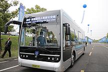 恩驰汽车量产上市 新能源客车正式进入销售阶段