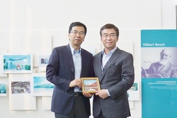 华人运通与博世全面合作  携手开发未来出行技术
