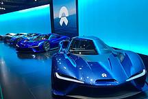 EV晨报 | 蔚来在美提交上市文件;上海累计推广17.4万辆新能源车;腾势获股东增资8亿元
