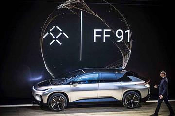 FF首轮20亿美元融资获批、恒大入股,贾跃亭造车迎来新转机