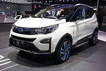 比亚迪1-7月新能源汽车销量9.37万辆,同比增66.8%