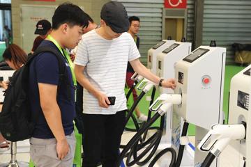 新能源汽车及充电设施展将于8月23日在上海举行