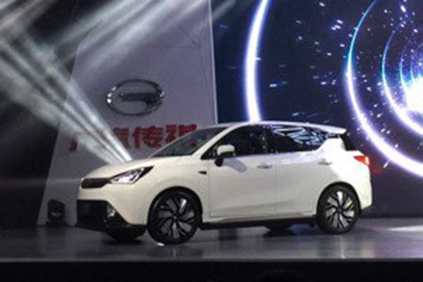 传祺GE3纯电动SUV上市 续航310公里售22.28-24.58万